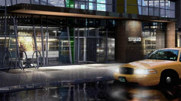 lobby_taxi_color_glass_panels
